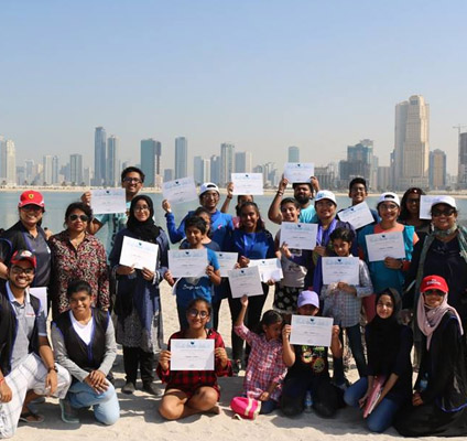 images_field_trip_2019_Beach clean Up Dubai
