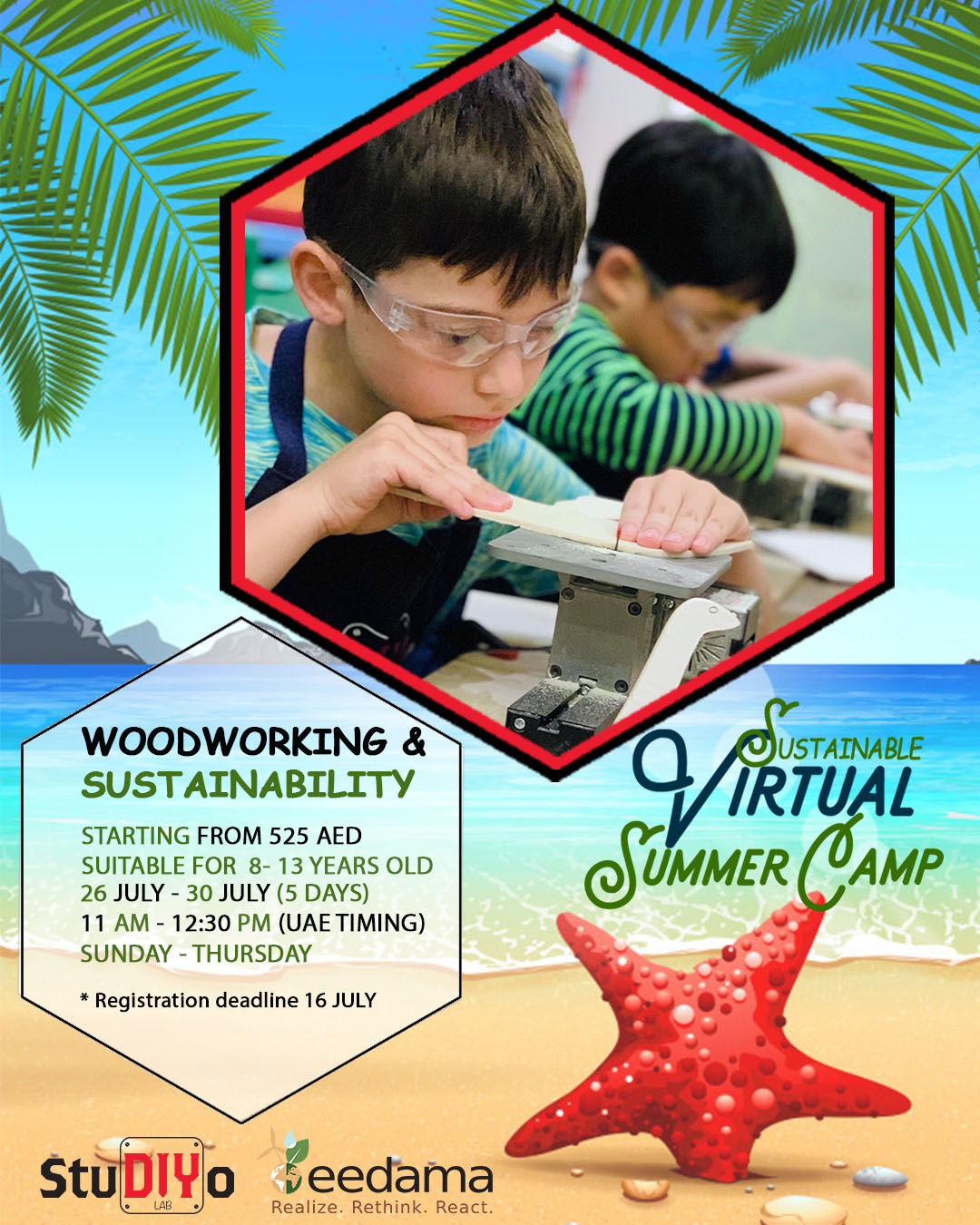 SUMMER CAMP studiyo